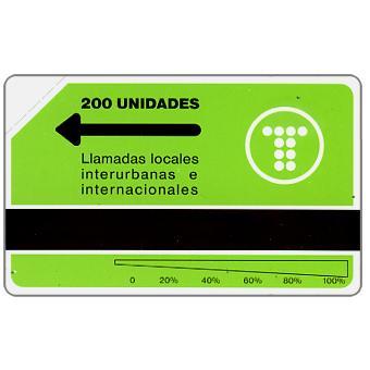 Phonecards - Argentina 1991