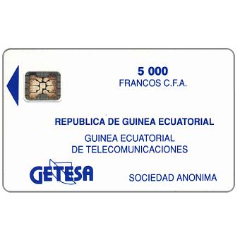 Phonecards - Guinea Equatoriale 1991