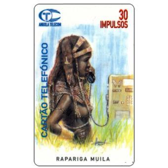 Angola, 1996