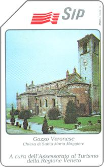 Phonecards - History of Italian cards 4: the Tourist Series