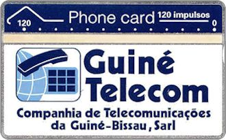 Phonecards - Guinea-Bissau 1991