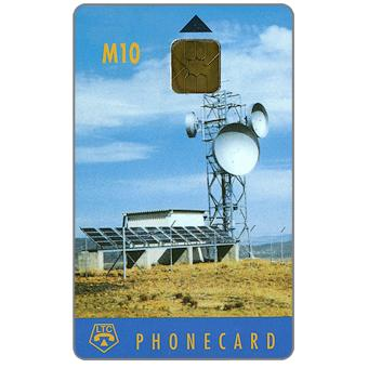 Phonecards - Lesotho 1996