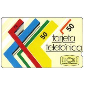 Costa Rica, 1989