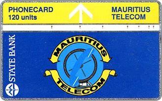 Phonecards - Mauritius 1992