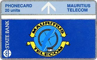Mauritius, 1992