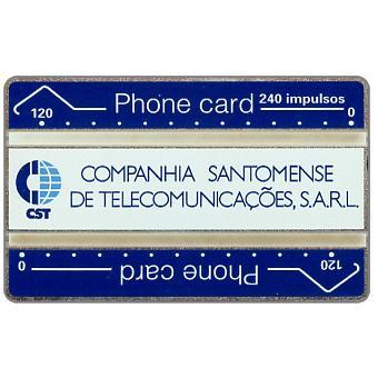 Phonecards - So Tom  Principe 1991
