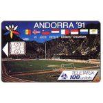 Andorra, 1991