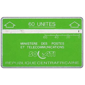 Repubblica Centrafricana, 1987