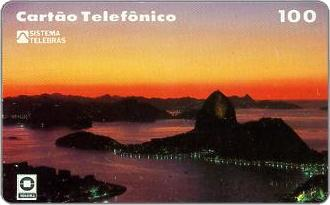 Phonecards - Made in Brazil: the inductive cards