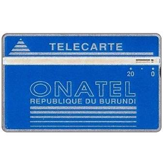Burundi, 1988