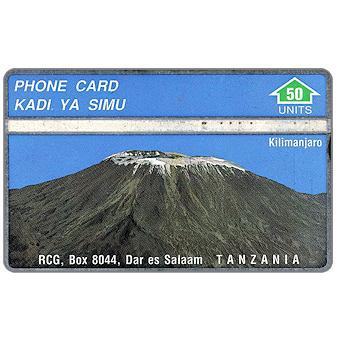 Tanzania, 1992