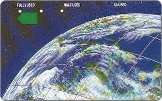 Phonecards - Rwanda 1994
