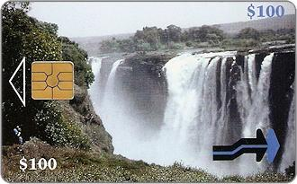 Phonecards - Zimbabwe 1995