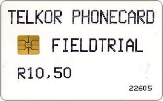 Phonecards - Chip cards the winning technology