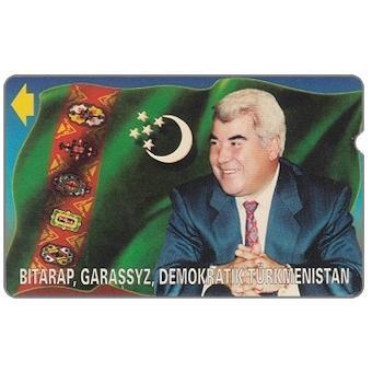 Schede Telefoniche - Turkmenistan 1995