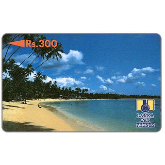 Phonecards - Sri Lanka 1992