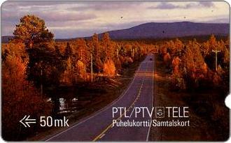 Phonecards - Finlandia 1982