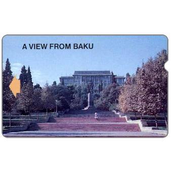 Azerbaigian, 1993
