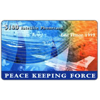 Phonecards - East Timor 1999