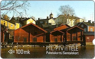 Phonecards - Finland 1982
