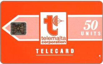 Phonecards - Malta 1991