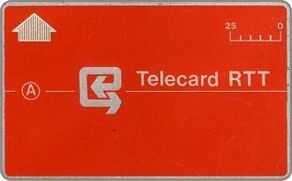 Phonecards - Belgio 1977