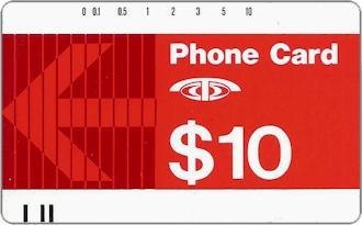 Phonecards - Singapore 1985