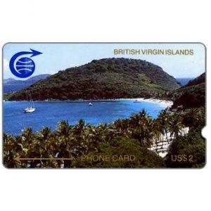 British Virgin Islands, 1989