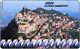 Phonecards - San Marino 1994