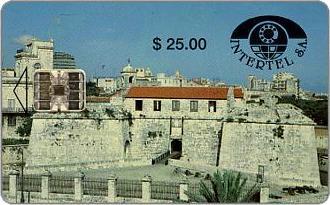 Phonecards - Cuba 1993