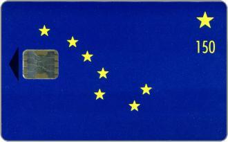 Phonecards - Alaska U.S.A. 1993