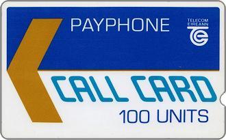 Phonecards - Irlanda 1988