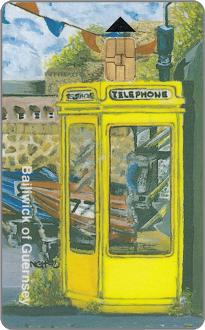 Phonecards - Guernsey 1994