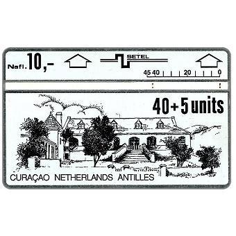 Curaçao (Antille Olandesi), 1990
