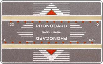 Phonecards - Saba Netherlands Antilles 1987