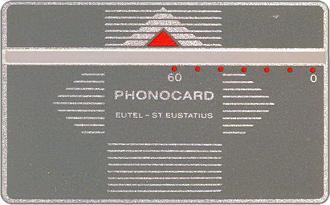 Schede Telefoniche - Sint Eustatius Antille Olandesi 1987