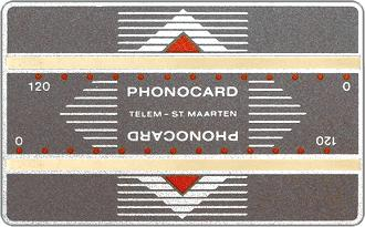 Phonecards - Sint Maarten Netherlands Antilles 1987