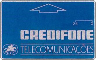 Phonecards - Portugal 1982
