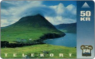 Phonecards - Faroe Islands 1993