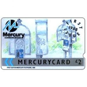 Mercurycards: the origins