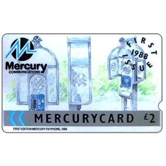 Mercurycards: the origins