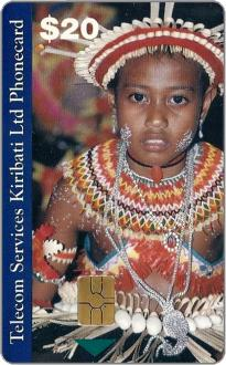 Phonecards - Kiribati 1999