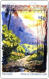 Phonecards - Pitcairn 1998