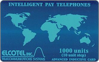 Phonecards - Belize 1994