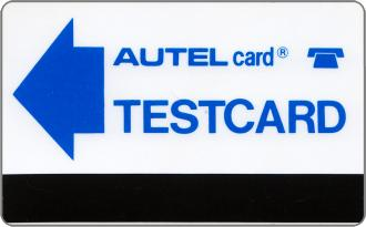 Limerick Trial Autelca Test Card
