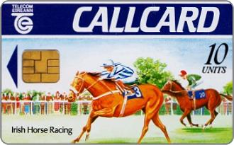 Irish Horse Racing Test Card (Intel)