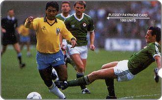 Phonecards - Brasile 1987