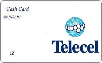 Phonecards - Zaire 1995